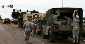 Oklahoma Senator Wants To Allow National Guard To Carry On Military Grounds