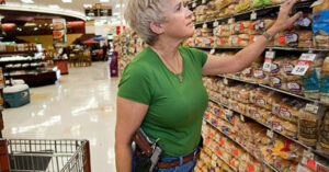 Texas H-E-B Supermarket Chain Bans Upcoming Open Carry, Concealed Still OK