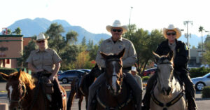 Sheriff Sends Armed Citizen Posse To Malls As A Terrorist Deterrant