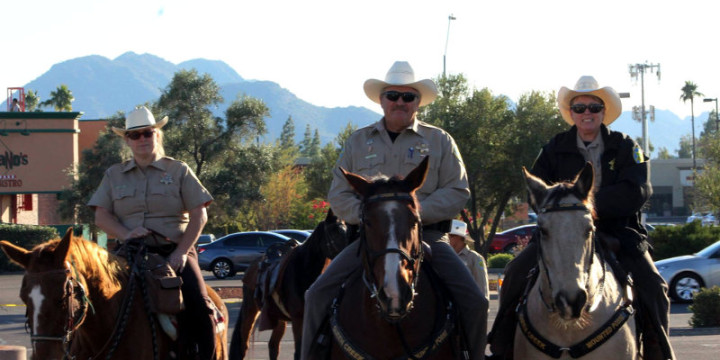 Sheriff az posse program