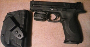 #DIGTHERIG – Dale and his Smith & Wesson M&P 9mm