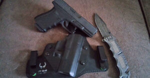 #DIGTHERIG – Eric and his Glock 19