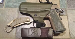 #DIGTHERIG – Bob and his Sig Sauer 1911 Scorpion