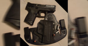 #DIGTHERIG – Matt and his Smith & Wesson M&P Compact .40 S&W