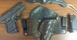#DIGTHERIG – David and his Glock 26