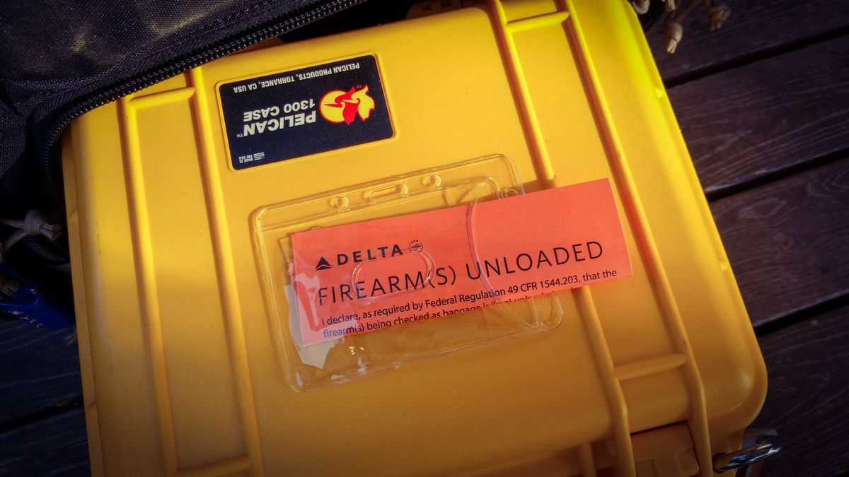 The Definitive Guide To Air Travel With Firearms