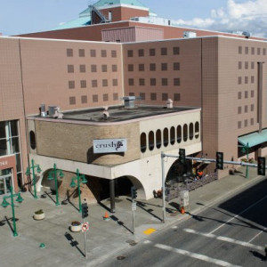 Anchorage mall attempted armed robbery