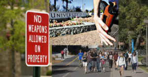 Bill To Allow AZ College Students To Carry On Campus In The Works