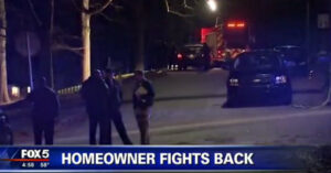 Wrong House, Guys… Armed Home Invaders Dressed As Police Repelled By Home Occupant — One Dead, The Other In Critical Condition.