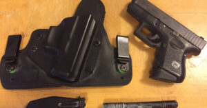#DIGTHERIG – Trevor and his Glock 27