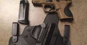 #DIGTHERIG – Cody and his Smith and Wesson M&P9c
