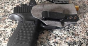#DIGTHERIG – Ross and his Glock 19