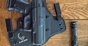 #DIGTHERIG – Brad and his Walther P99AS 9mm