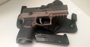 #DIGTHERIG – Jamie and his Sig Sauer P320