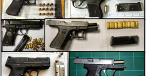Airport Security — Now With 20% More Loaded Firearms!  TSA Reports Confiscating A Record Number Of Loaded Guns