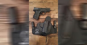 #DIGTHERIG – Josh and his Smith & Wesson M&P9c