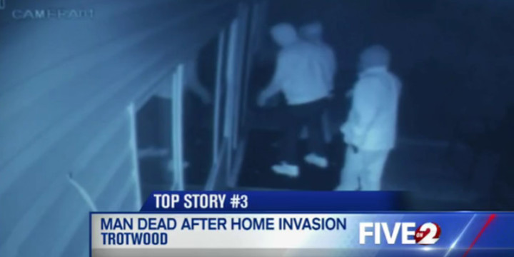 Woman shoots one of three home intruders trotwood ohio