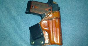 #DIGTHERIG – Ken and his Sig P938 9mm