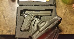 #DIGTHERIG – TJ and his Rock Island M1911 A1 MS TACT 2011