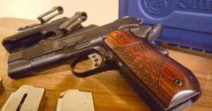 #DIGTHERIG – Russell and his Smith and Wesson 1911