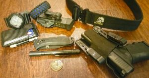 #DIGTHERIG – Ernesto and his Glock 23