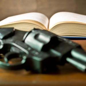 Guns amp Books
