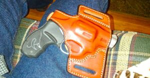 #DIGTHERIG – Dennis and his Taurus M85 Ultra Lite .38 Special