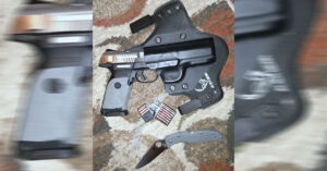 #DIGTHERIG – Zachary and his Ruger SR45