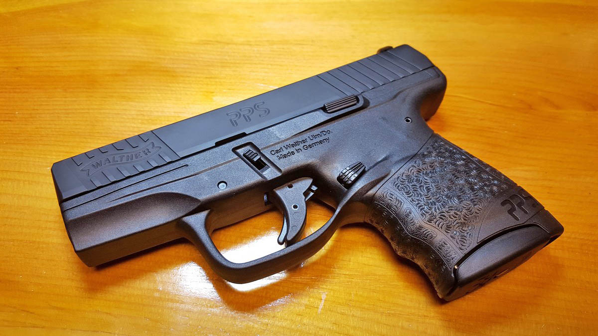 firearm review walther pps m2 9mm concealed nation