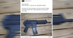 Was The Facebook Private Gun Sale Ban A Result Of White House Pressure?