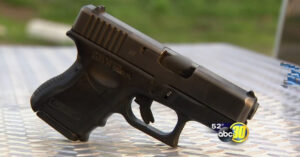 CCW Permit Holder In CA Holds Burglar At Gunpoint With His Glock Until Police Arrive