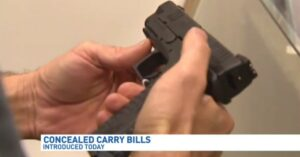 Legislation Introduced In Michigan Which Would Allow Permitless Concealed Carry
