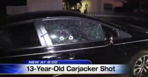 Why We Carry: Armed Citizen Shoots Armed 13-Year-Old During Attempted Carjacker, Successfully Defending Himself And Girlfriend