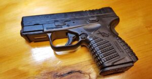 [FIREARM REVIEW] Springfield XDs .40S&W 3.3″ Review For Concealed Carry