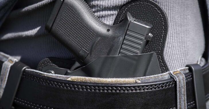 "BEGINNERS: Ask Yourself ""Am I Ready For Concealed Carry?"""
