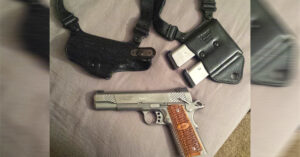 #DIGTHERIG – Logan and his Kimber Stainless Raptor II
