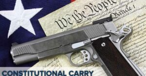 Louisiana Bill Filed For Constitutional Carry
