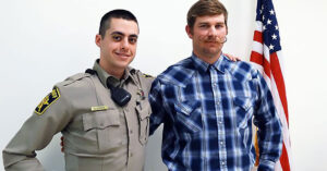 Concealed Carrier Saves Texas Deputy's Life