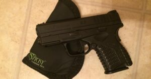 #DIGTHERIG – Brian and his Springfield XDs .45