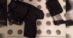 #DIGTHERIG – Russell and his S&W M&P Shield 9mm