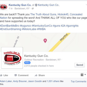 kentucky-gun-company-facebook-ban