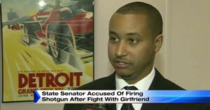 Senator Who Voted Against Speeding Up Concealed Carry Application Process Is Arrested For Firing Rifle At Wife's Car — While Nude