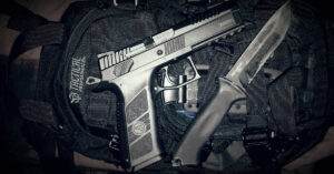 #DIGTHERIG – Juan and his CZ P-09