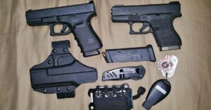 #DIGTHERIG – This Guy and his Glock 19 and Glock 43