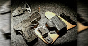#DIGTHERIG – James and his Springfield XDs 9mm