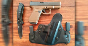 #DIGTHERIG – Stacey and his Glock 19