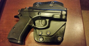 #DIGTHERIG – Randy and his CZ 75 COMPACT