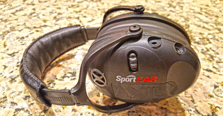 [REVIEW] ProSounds M-4 Electronic Hearing Protection Earmuffs