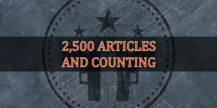 2500 articles and counting concealed nation