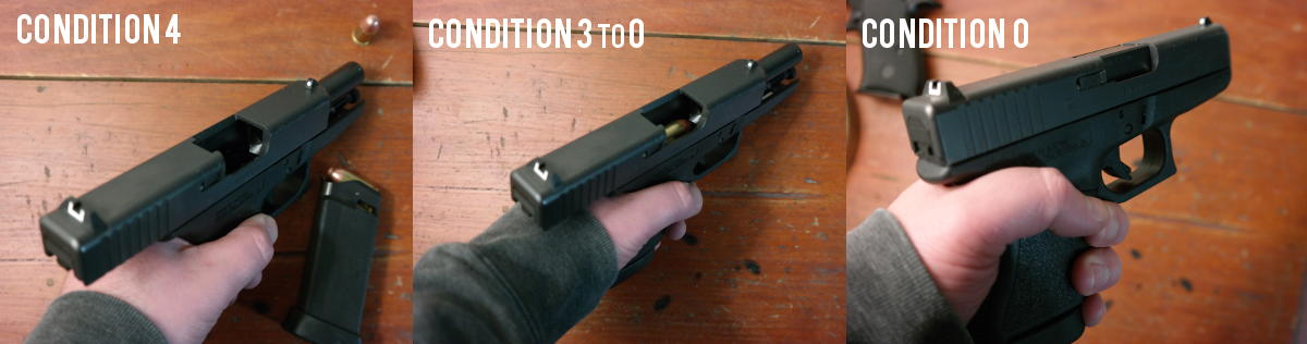 Glock 36 Condition 4 to 0